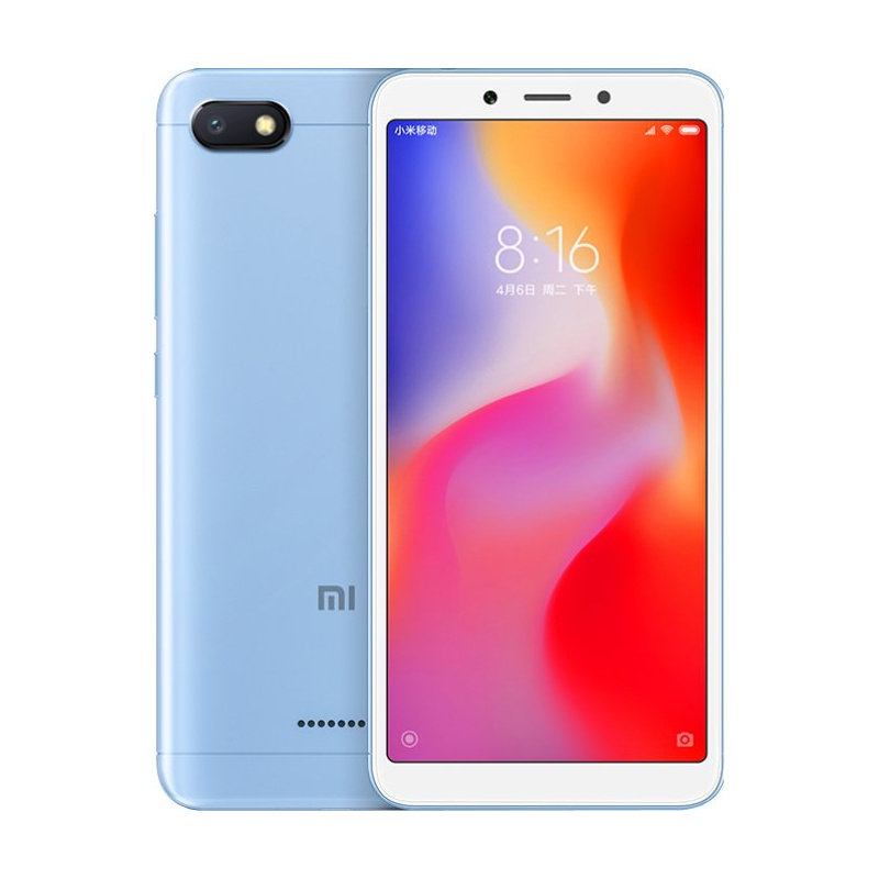 Xiaomi Redmi 6A Blue 2GB/16GB Global Version