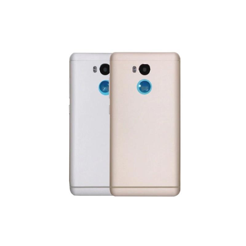 Xiaomi Redmi 4 Prime Back Cover Silver