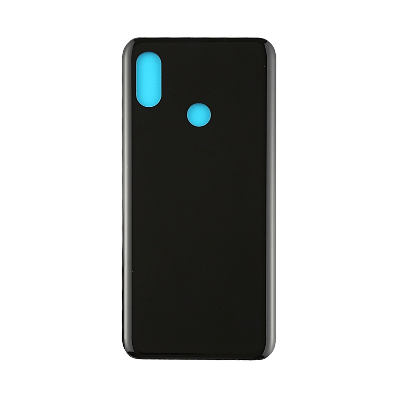 Xiaomi Mi 8 Back Cover Black