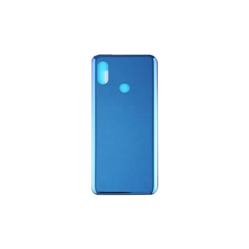 Xiaomi Mi 8 Back Cover Blue