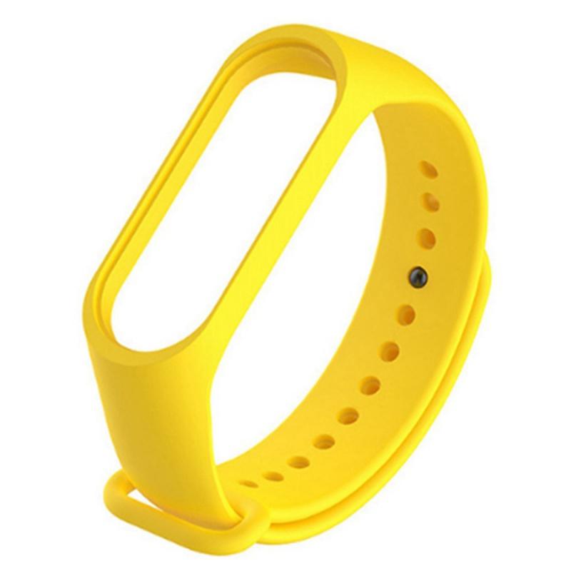 Miband 3 Náhradní Řemínek (Yellow)
