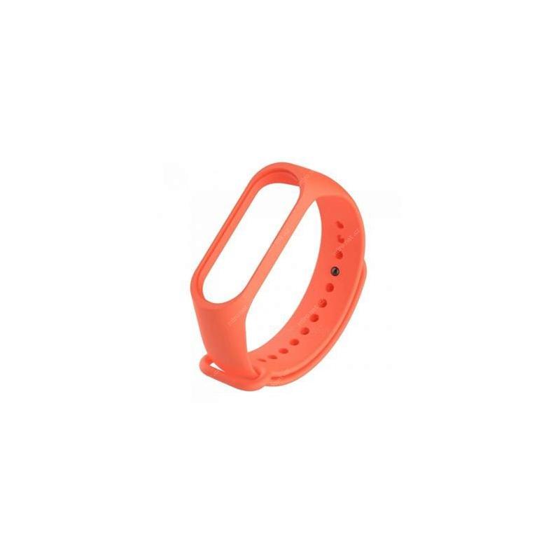 Miband 3 Náhradní Řemínek (Orange)