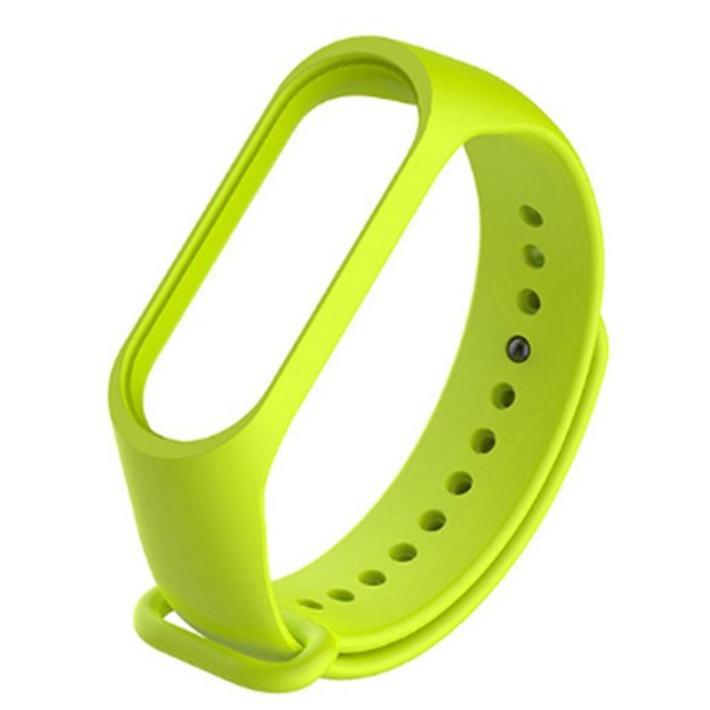 Miband 3 Náhradní Řemínek (Green)