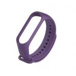 Mi Band 3 / 4 Replacement Strap (Purple)