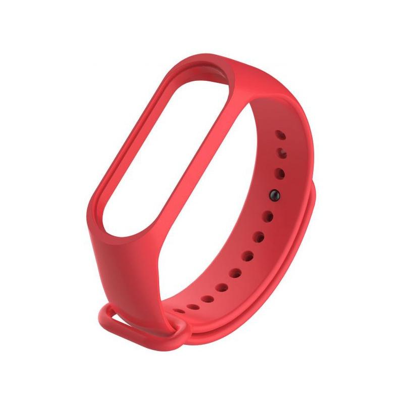 Miband 3 Náhradní Řemínek (Red)