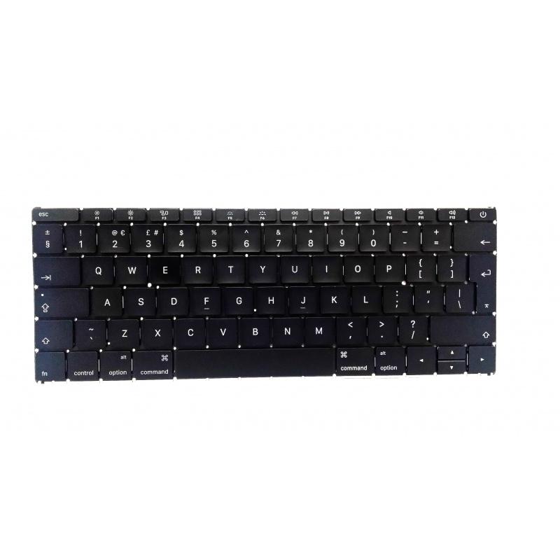 Keyboard UK pro A1534 2016