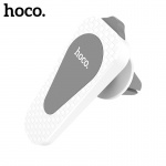 Hoco Air Outlet Multi-function Magnetic in-Car Holder (White)