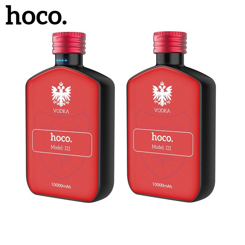 Hoco Vintage Wine Series Mobile Power Bank (10000 mAh) Vodka