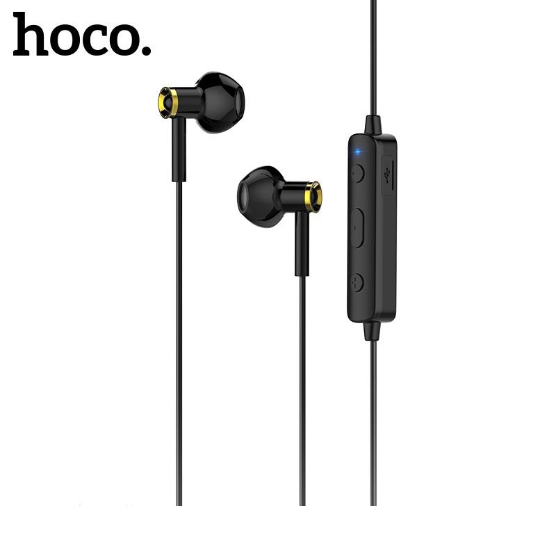 Hoco Wonderful Sports Bluetooth Headset Black