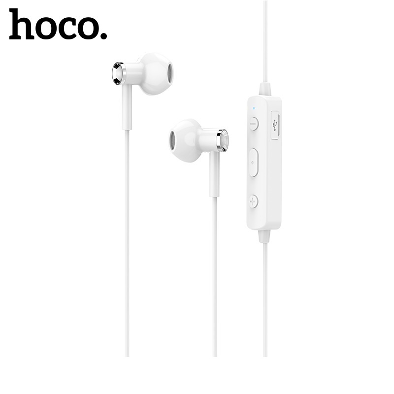 Hoco Wonderful Sports Bluetooth Headset White