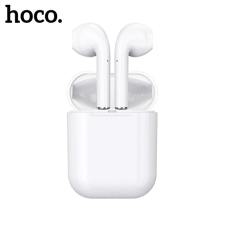 Hoco Original Series Apple Wireless Bluetooth Headset White