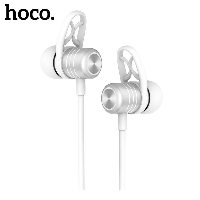 Hoco Breathing Sound Sports Bluetooth Headset Silver
