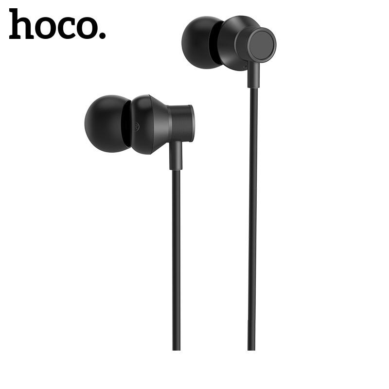 Hoco Exquisite Sports Bluetooth Earphones Black