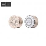 Hoco Swirl Wireless Speaker (Gold)