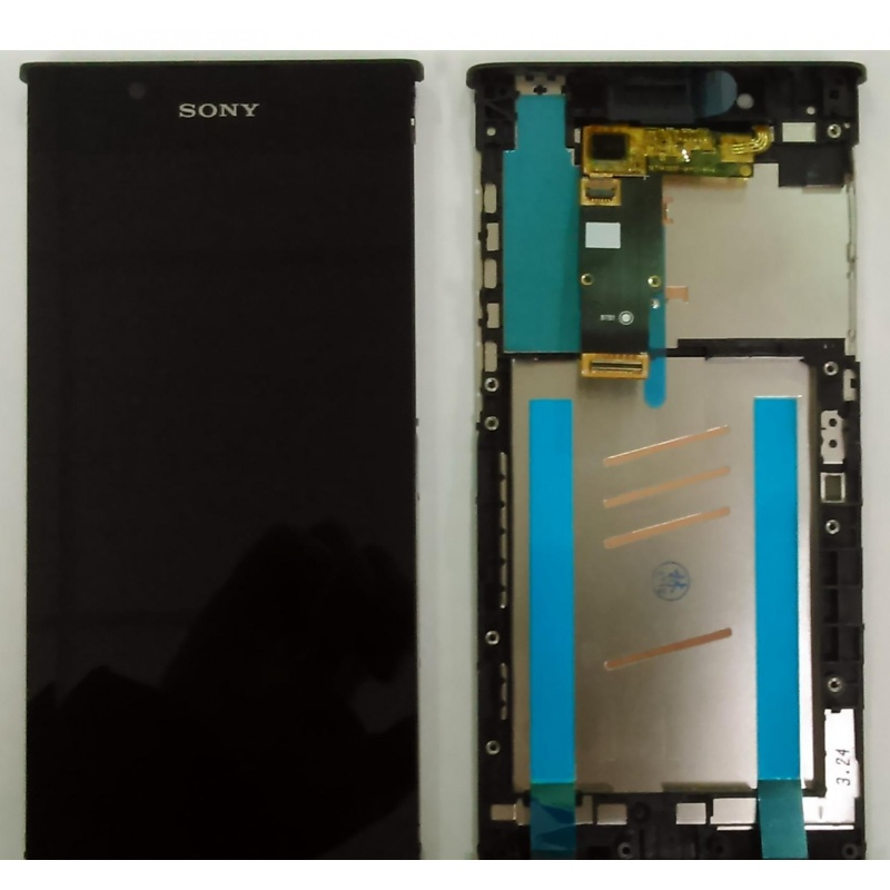 Sony Xperia L1 LCD + Touch + Frame (Assembled) Black