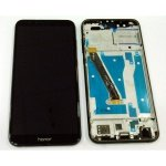 LCD + Touch + Frame (Assembled) pro Huawei Honor 9 Lite - Black (OEM)