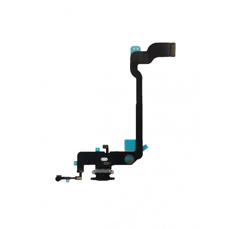 Charging Dock Connector Flex Black pro Apple iPhone XS