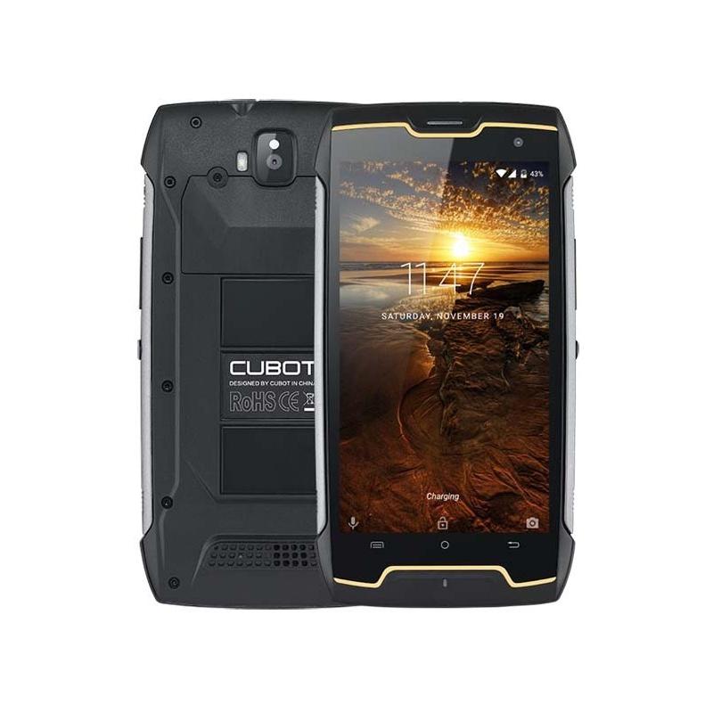 Cubot King Kong černé WCDMA 16GB 2GB RAM