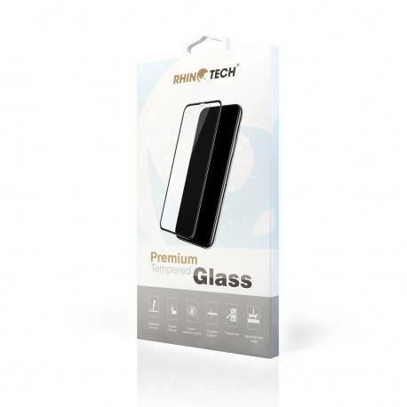 RhinoTech 2 Tempered 2.5D Glass for Huawei Honor 8 Lite (Edge Glue) Black