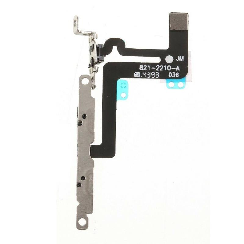 Volume Button Flex + Metal Plate pro Apple iPhone 6 Plus