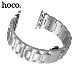 Hoco Grand Steel Strap Silver for Apple Watch Series 4 (40mm)