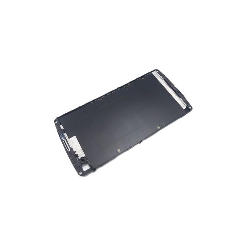 LG V10 (H960A) Front Cover Black