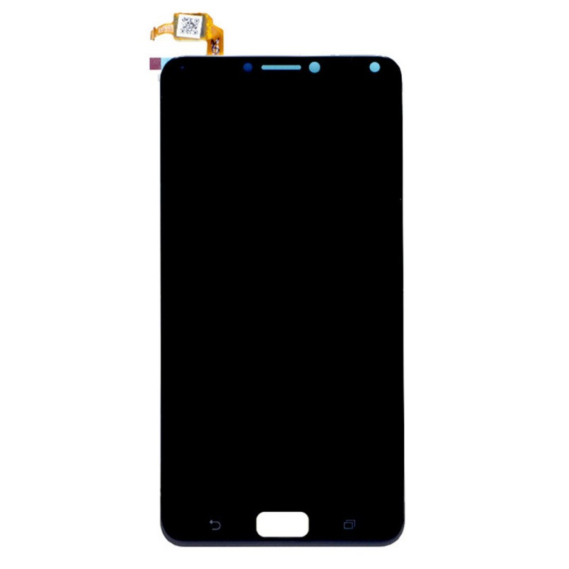 Asus Zenfone 4 Max LCD + Touch + Frame Black