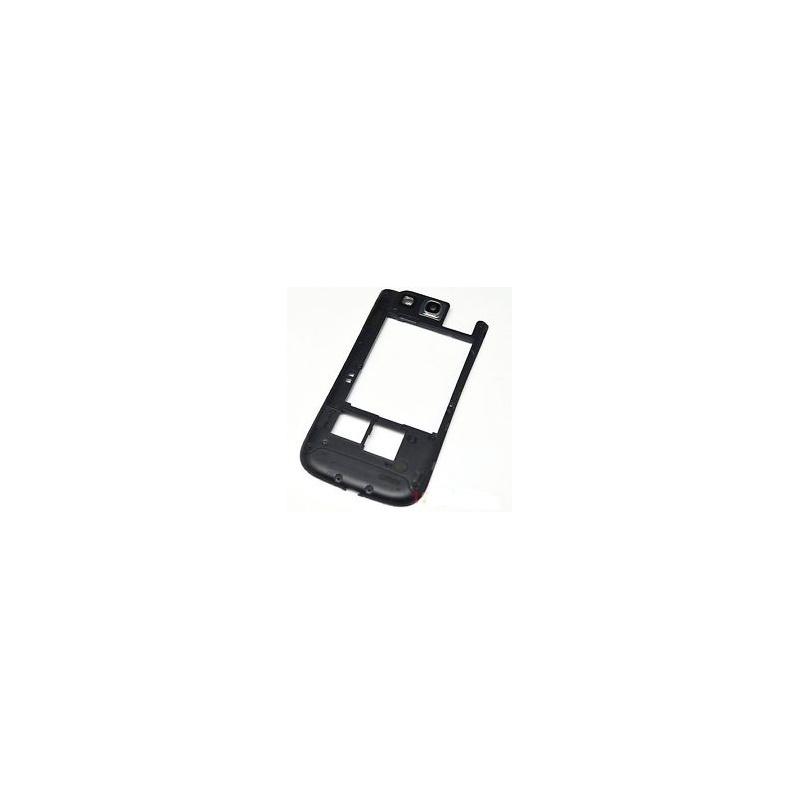 Back Frame Black pro Samsung Galaxy S3 (i9300)