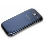 Back Cover pro Samsung Galaxy S3 (i9300) Blue (OEM)