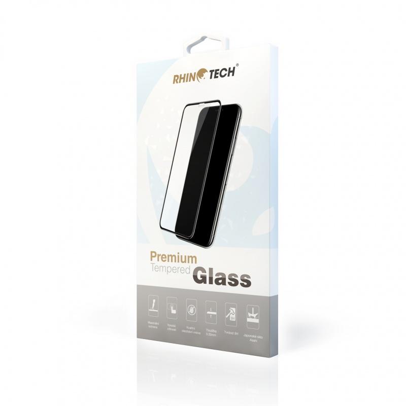 RhinoTech 2 Tvrzené ochranné 2.5D sklo pro Samsung J4 Plus (Full Glue) Black