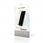 RhinoTech 2 Tempered 2.5D Glass for Samsung A10 (Full Glue) Black