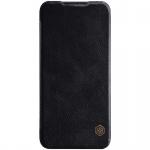 Nillkin Qin Leather Case pro Xiaomi Redmi Note 7 / Note 7 Pro Black
