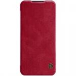 Nillkin Qin Leather Case pro Xiaomi Redmi Note 7 / Note 7 Pro Red