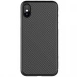 Nillkin Synthetic Fiber pro Apple iPhone X / XS Black