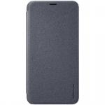 Nillkin Sparkle Leather Case pro Apple iPhone XS Max Black