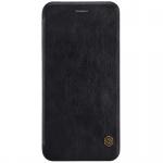 Nillkin Qin Leather Case pro Apple iPhone 7 Plus / 8 Plus Black