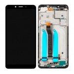 Xiaomi Redmi 6 / 6A LCD + Touch + Frame (Assembled) - Black (OEM)