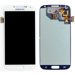 LCD + Touch pro Samsung Galaxy S4 (i9500) White (OEM)