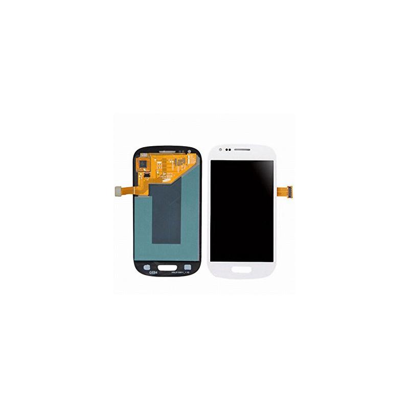 Samsung Galaxy S3 Mini (i8200) LCD displej +dotyk White