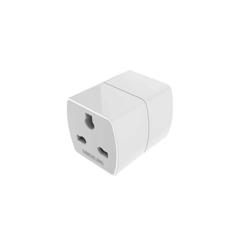 LDNIO Universal Travel Power Socket to AU UK US EU Converter Charger