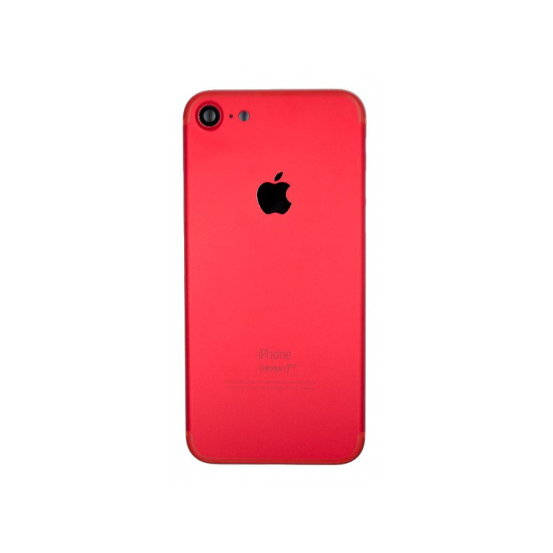 Back Cover Red pro Apple iPhone 7