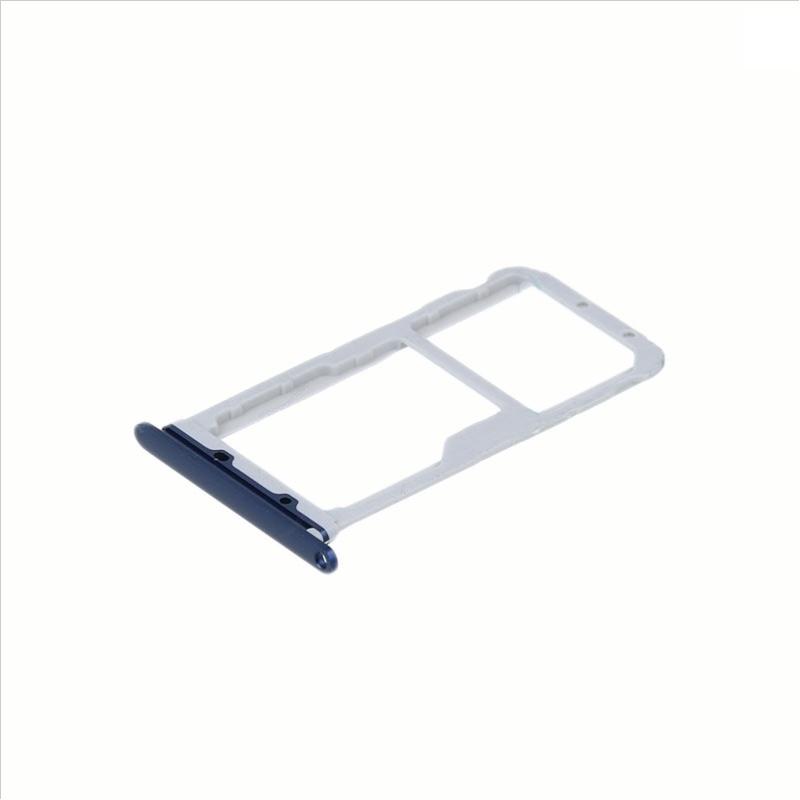 Huawei Honor 9 SIM/SD Card Holder Blue (Service Pack)