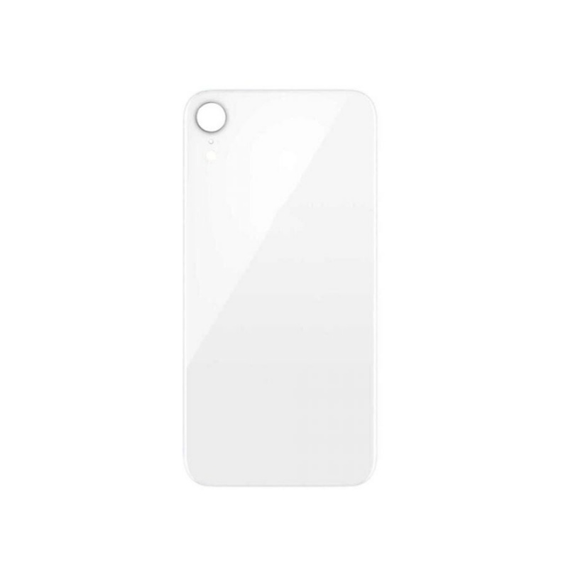 Back Cover Glass White pro Apple iPhone XR