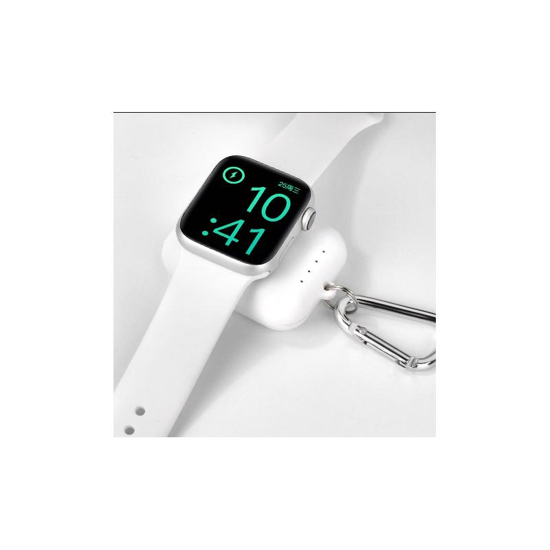 COTEetCI Wireless Charger Powerbank for Apple Watch  1 / 2 / 3 / 4 (1000mAh)