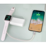 COTEetCI PB-2 Wireless Charger Powerbank for Apple Watch (5200mAh)