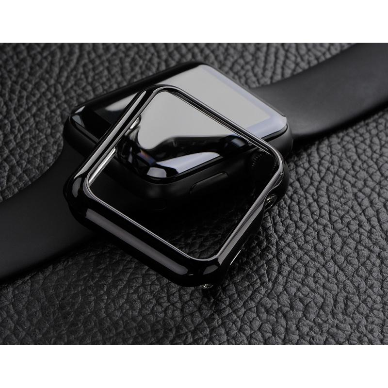 COTEetCI Apple Watch 1 / 2 / 3 PC Case 42mm Black