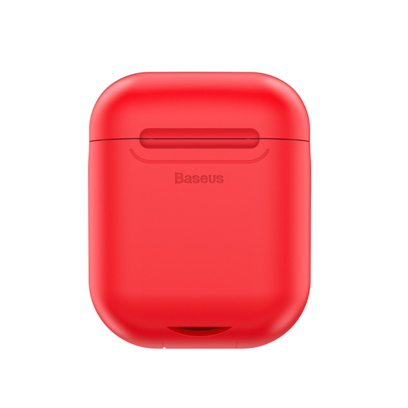 Baseus Wireless Charger for Airpods Red