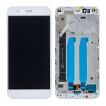 Xiaomi Mi A1 Front Cover Display Module White