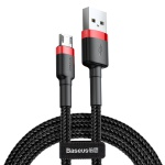Baseus Cafule Cable Micro USB 1.5A 2M Red-Black