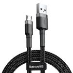 Baseus Cafule Cable Micro USB 1.5A 2M Grey-Black